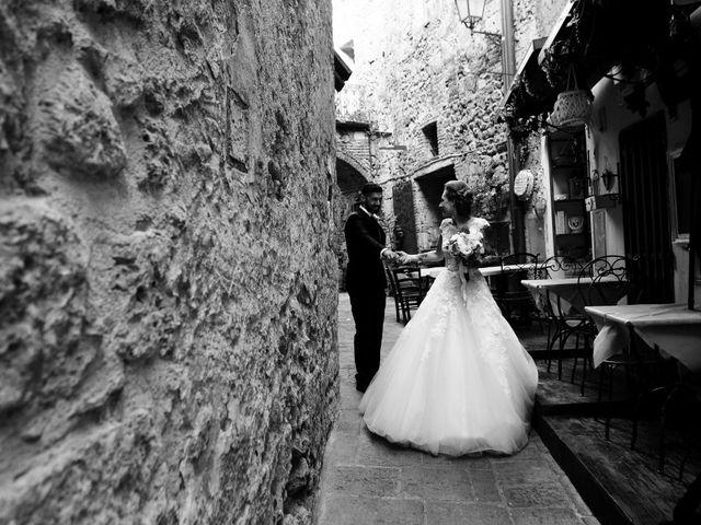 Il matrimonio di Vincenzo e Benedetta a Massa Marittima, Grosseto 59