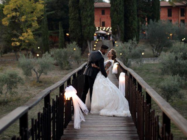 Il matrimonio di Vincenzo e Benedetta a Massa Marittima, Grosseto 63