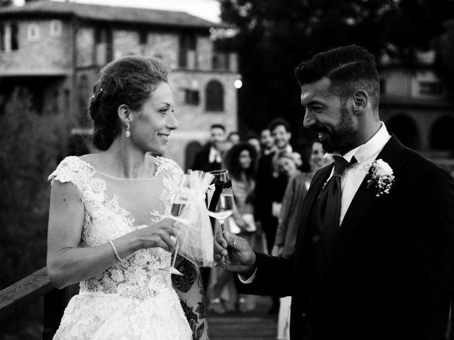 Il matrimonio di Vincenzo e Benedetta a Massa Marittima, Grosseto 65