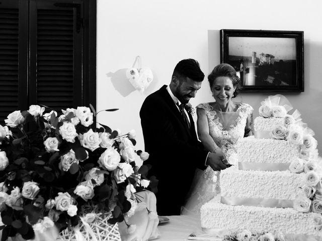 Il matrimonio di Vincenzo e Benedetta a Massa Marittima, Grosseto 67