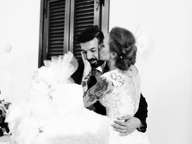 Il matrimonio di Vincenzo e Benedetta a Massa Marittima, Grosseto 68