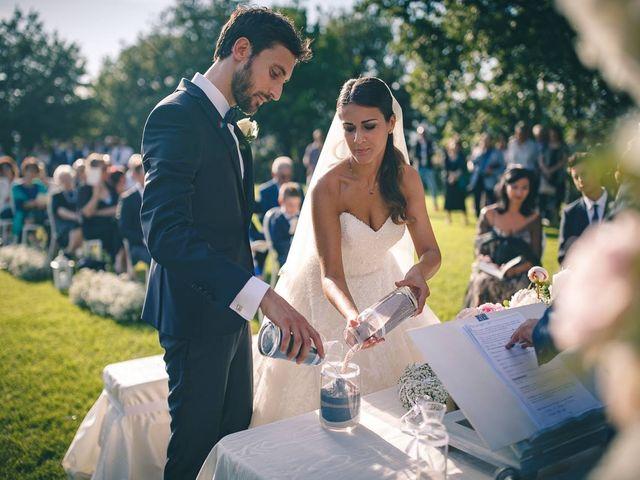 Il matrimonio di Alessandro  e Manuela  a Fossombrone, Pesaro - Urbino 1