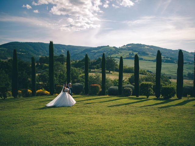 Il matrimonio di Alessandro  e Manuela  a Fossombrone, Pesaro - Urbino 10