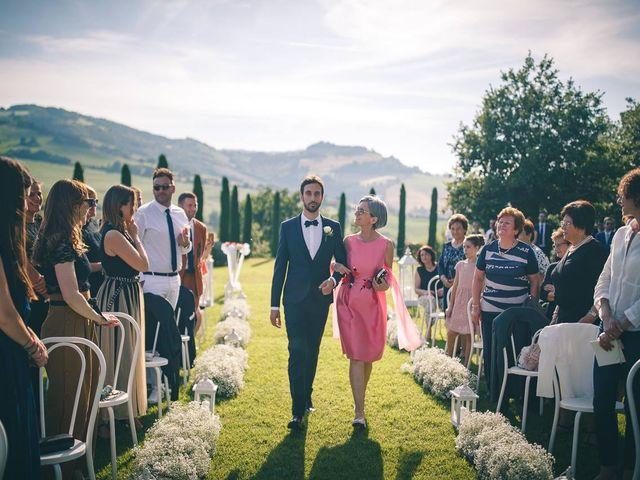 Il matrimonio di Alessandro  e Manuela  a Fossombrone, Pesaro - Urbino 11