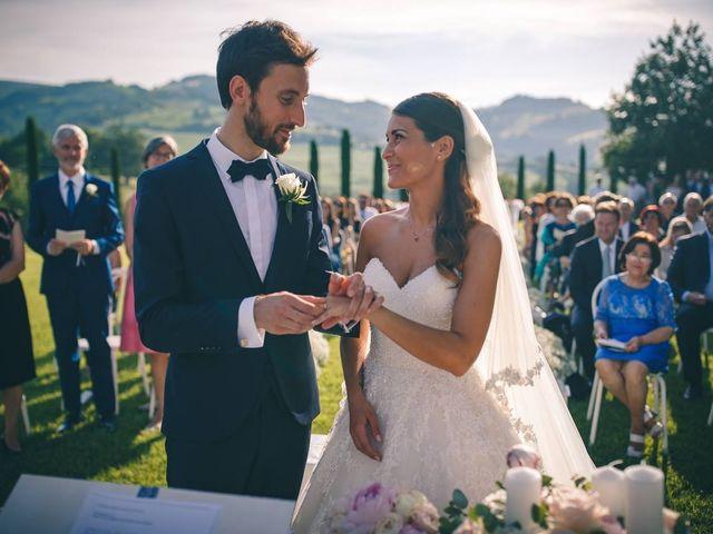 Il matrimonio di Alessandro  e Manuela  a Fossombrone, Pesaro - Urbino 13