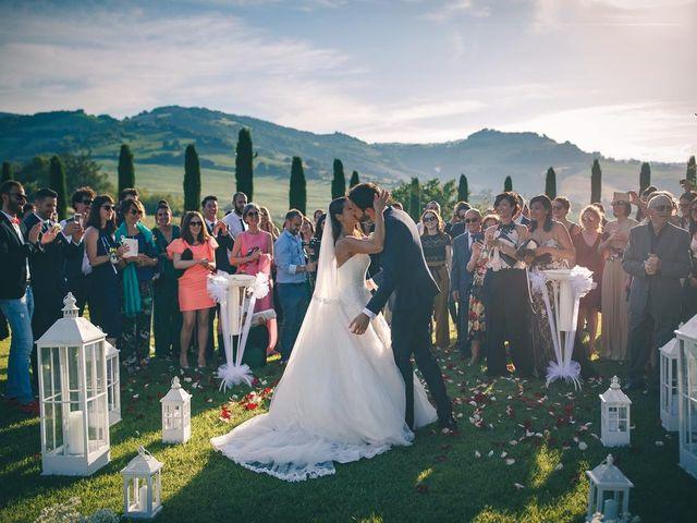 Il matrimonio di Alessandro  e Manuela  a Fossombrone, Pesaro - Urbino 14