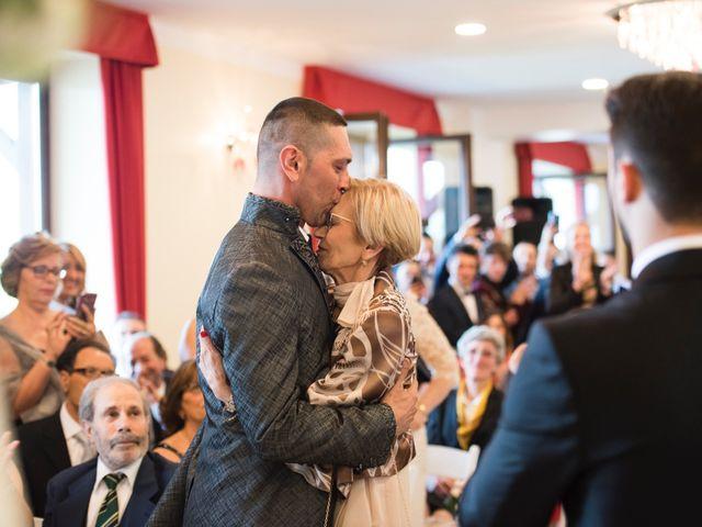Il matrimonio di Cristiano e Jessica a Stresa, Verbania 13