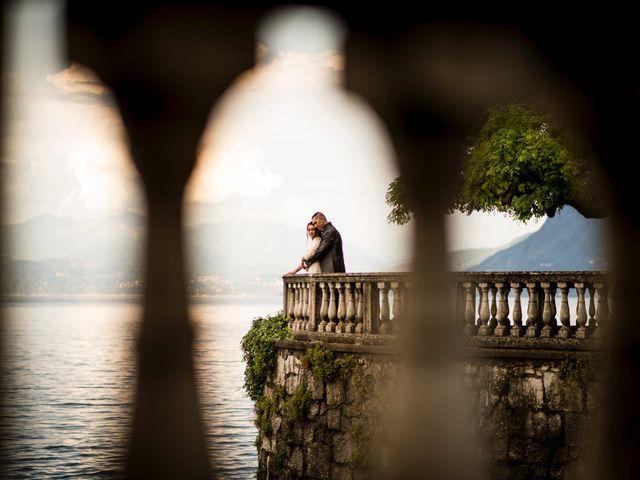 Il matrimonio di Cristiano e Jessica a Stresa, Verbania 32