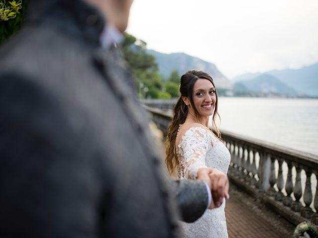 Il matrimonio di Cristiano e Jessica a Stresa, Verbania 35