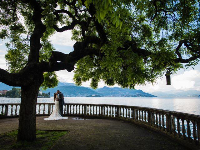 Il matrimonio di Cristiano e Jessica a Stresa, Verbania 36