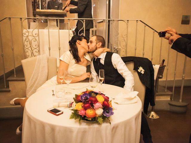Il matrimonio di Alessio e Ilaria a Firenze, Firenze 14