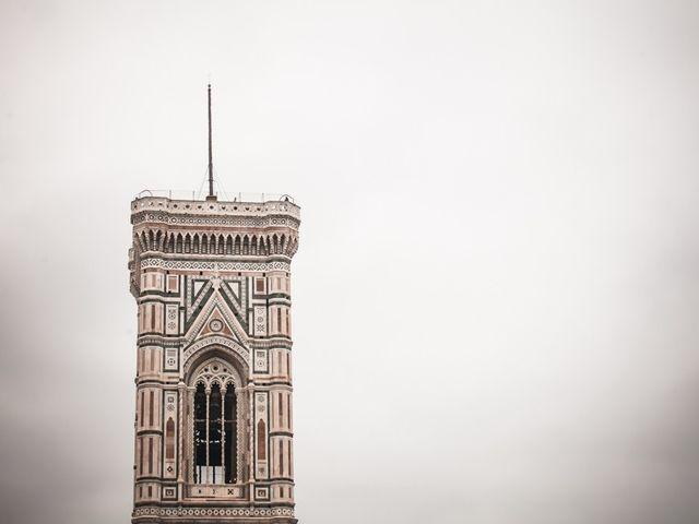 Il matrimonio di Alessio e Ilaria a Firenze, Firenze 21