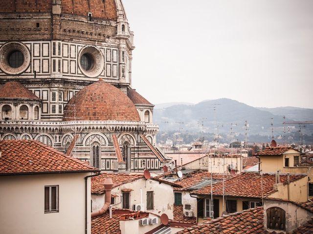 Il matrimonio di Alessio e Ilaria a Firenze, Firenze 22