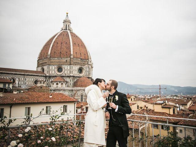 Il matrimonio di Alessio e Ilaria a Firenze, Firenze 23