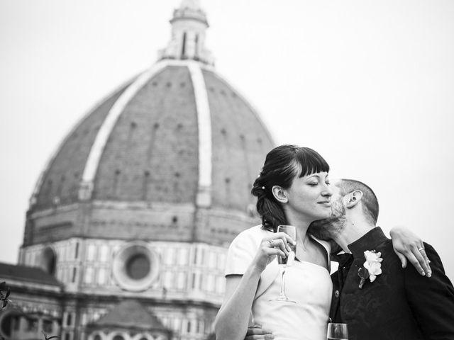 Il matrimonio di Alessio e Ilaria a Firenze, Firenze 24