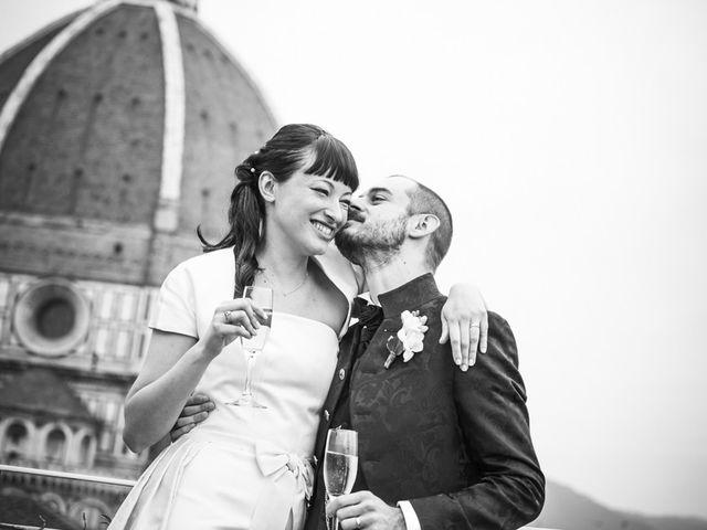 Il matrimonio di Alessio e Ilaria a Firenze, Firenze 25