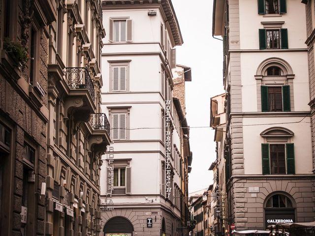 Il matrimonio di Alessio e Ilaria a Firenze, Firenze 27