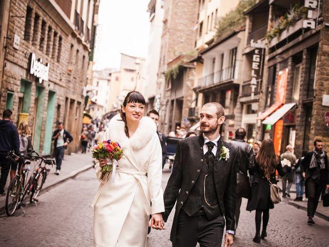 Il matrimonio di Alessio e Ilaria a Firenze, Firenze 29