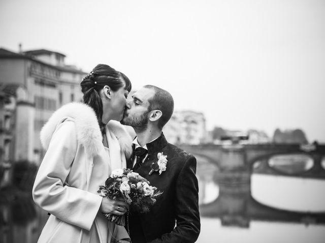 Il matrimonio di Alessio e Ilaria a Firenze, Firenze 30
