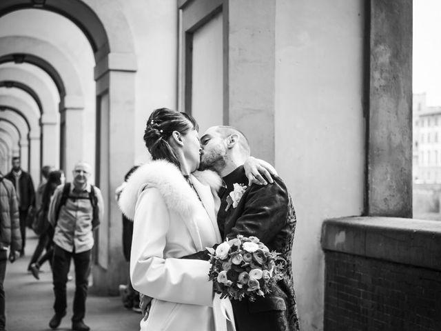 Il matrimonio di Alessio e Ilaria a Firenze, Firenze 31