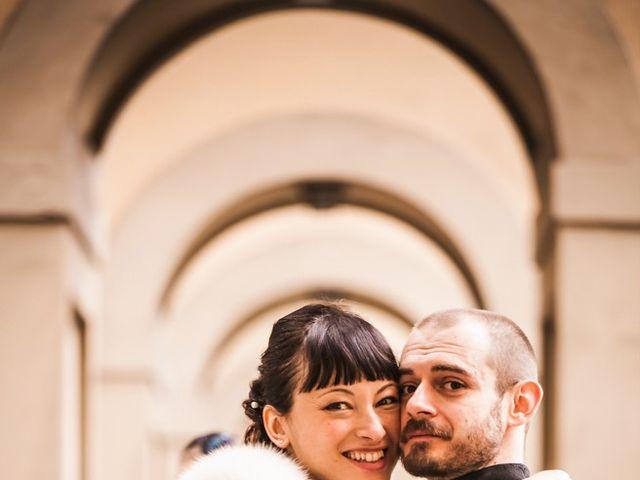 Il matrimonio di Alessio e Ilaria a Firenze, Firenze 32
