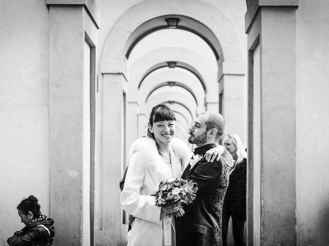 Il matrimonio di Alessio e Ilaria a Firenze, Firenze 33