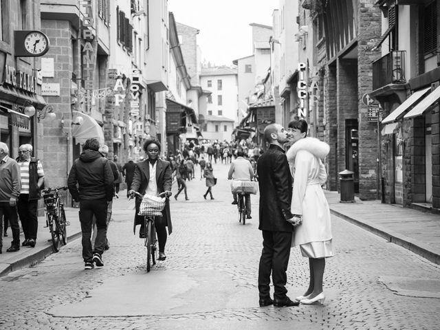 Il matrimonio di Alessio e Ilaria a Firenze, Firenze 35