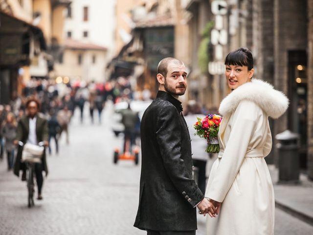 Il matrimonio di Alessio e Ilaria a Firenze, Firenze 37