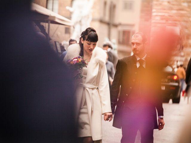 Il matrimonio di Alessio e Ilaria a Firenze, Firenze 38