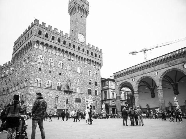 Il matrimonio di Alessio e Ilaria a Firenze, Firenze 1