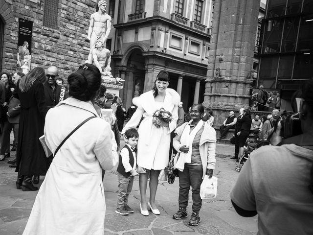 Il matrimonio di Alessio e Ilaria a Firenze, Firenze 39