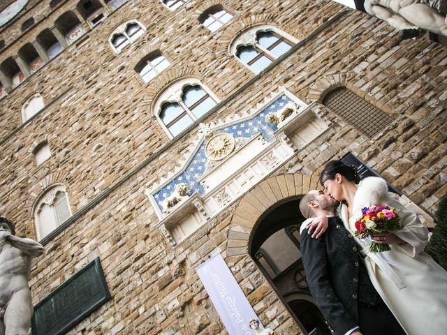 Il matrimonio di Alessio e Ilaria a Firenze, Firenze 41
