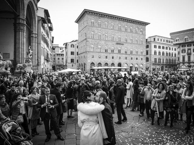 Il matrimonio di Alessio e Ilaria a Firenze, Firenze 42