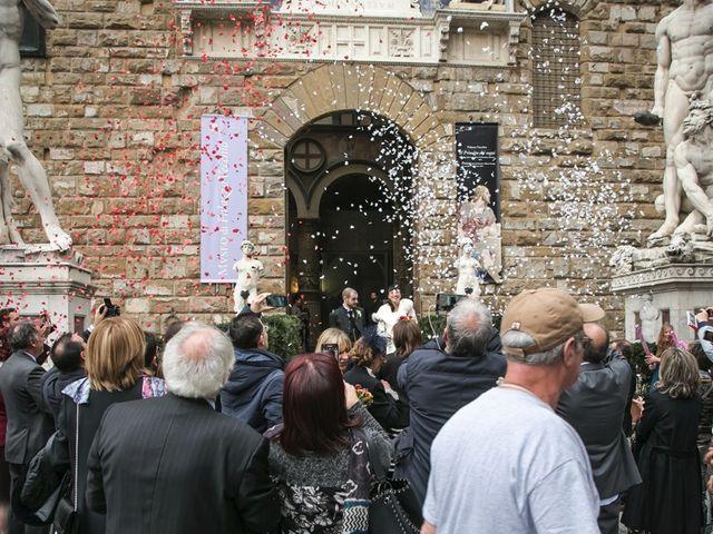 Il matrimonio di Alessio e Ilaria a Firenze, Firenze 43