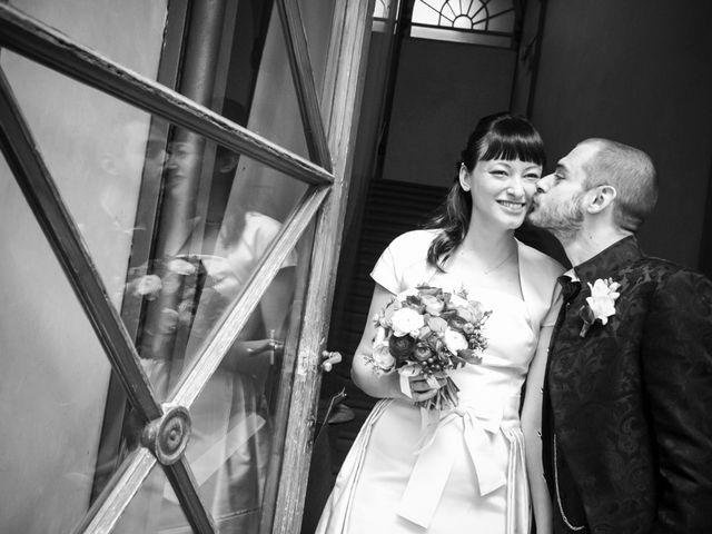 Il matrimonio di Alessio e Ilaria a Firenze, Firenze 45