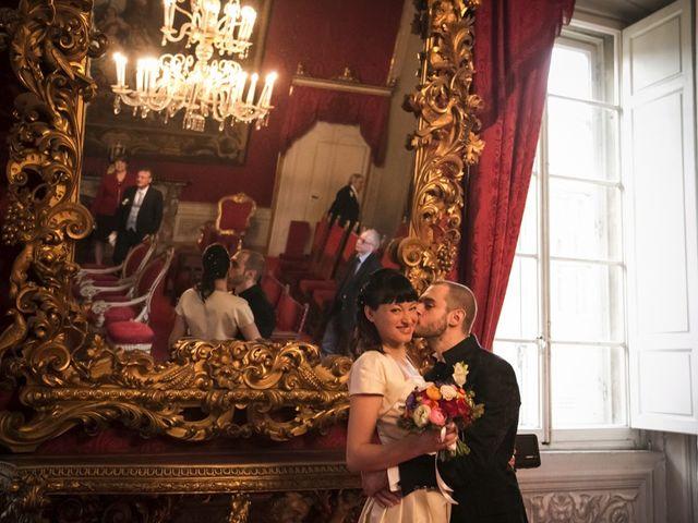 Il matrimonio di Alessio e Ilaria a Firenze, Firenze 46