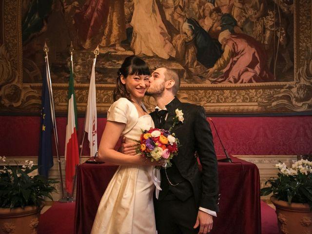 Il matrimonio di Alessio e Ilaria a Firenze, Firenze 47