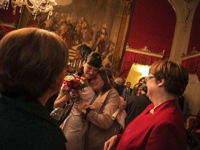 Il matrimonio di Alessio e Ilaria a Firenze, Firenze 48