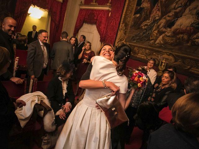Il matrimonio di Alessio e Ilaria a Firenze, Firenze 49