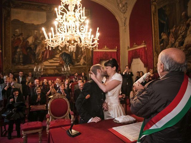 Il matrimonio di Alessio e Ilaria a Firenze, Firenze 51