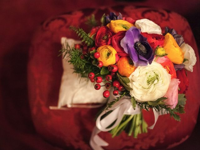 Il matrimonio di Alessio e Ilaria a Firenze, Firenze 52