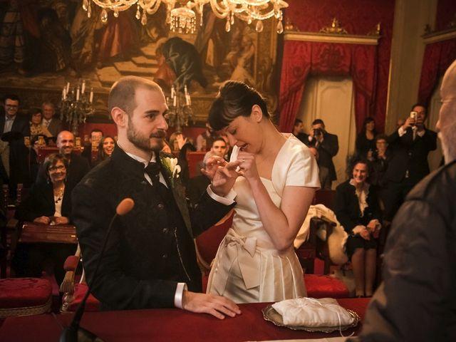 Il matrimonio di Alessio e Ilaria a Firenze, Firenze 54