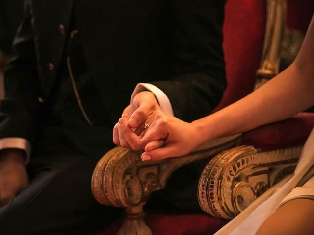 Il matrimonio di Alessio e Ilaria a Firenze, Firenze 55