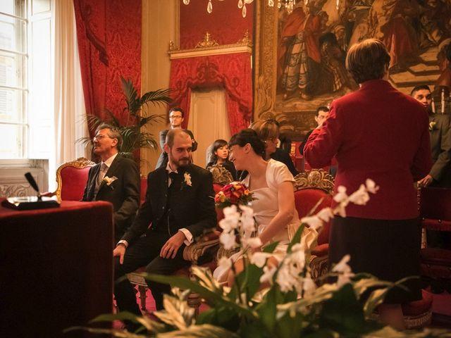 Il matrimonio di Alessio e Ilaria a Firenze, Firenze 56