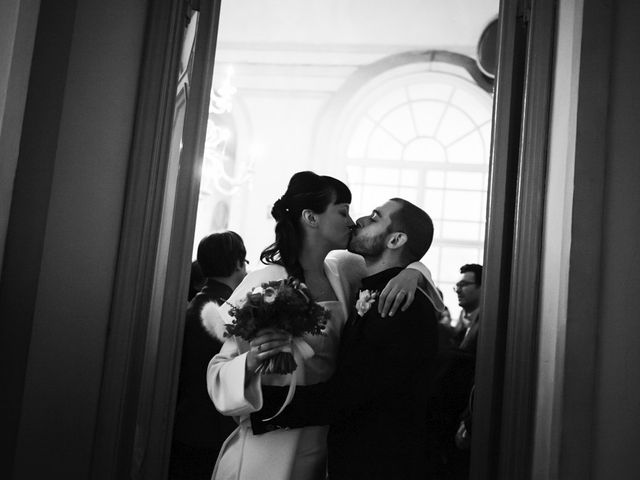 Il matrimonio di Alessio e Ilaria a Firenze, Firenze 58