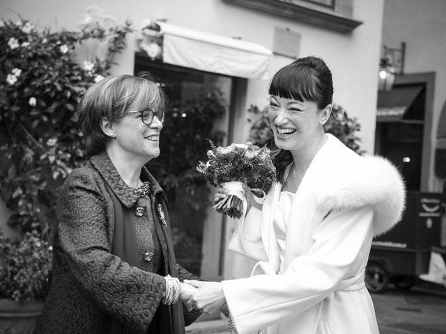 Il matrimonio di Alessio e Ilaria a Firenze, Firenze 59