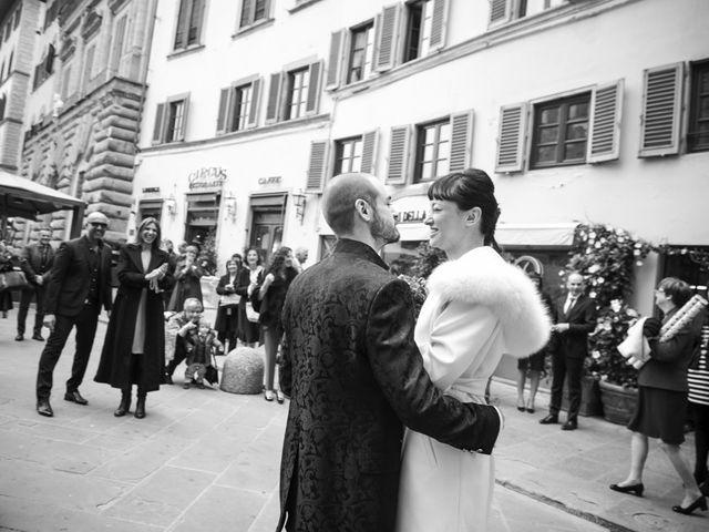 Il matrimonio di Alessio e Ilaria a Firenze, Firenze 60