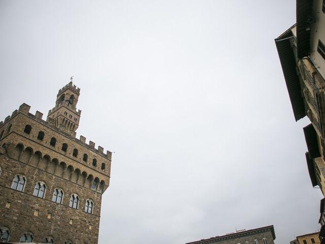 Il matrimonio di Alessio e Ilaria a Firenze, Firenze 61