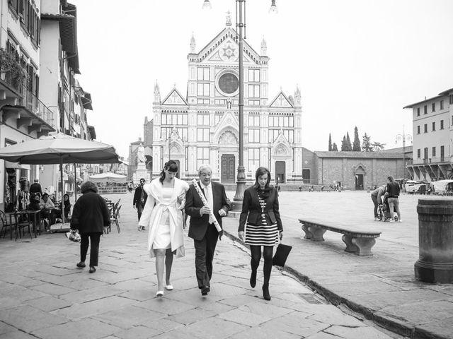 Il matrimonio di Alessio e Ilaria a Firenze, Firenze 62