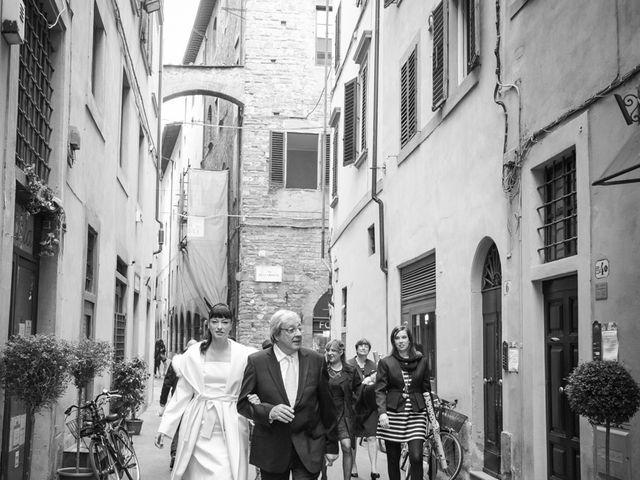 Il matrimonio di Alessio e Ilaria a Firenze, Firenze 63